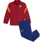 Nike FC Barcelona Track Suit Red 20/21 Baby