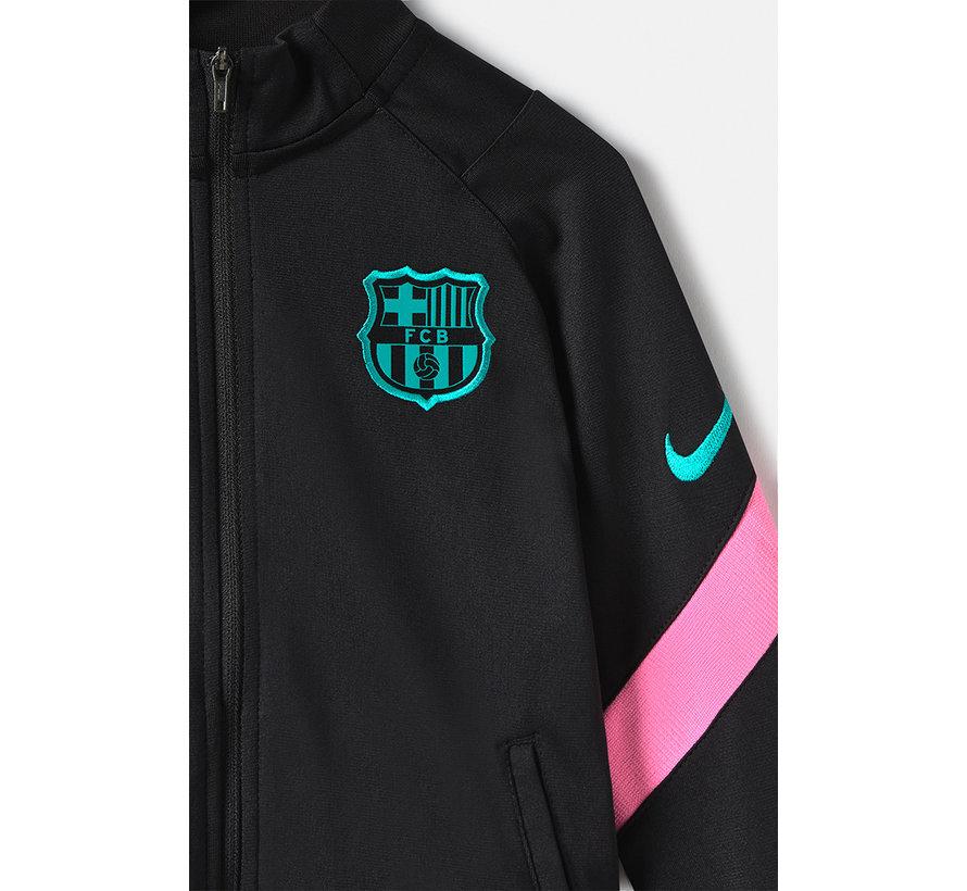 FC Barcelona Tracksuit Black 20/21 Kids