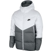 Nike NSW Down Filled Jacket White