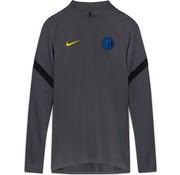 Nike Inter Milan Strike Drill Top Grey 20/21
