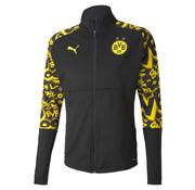 Puma Dortmund Std Jkt Black 20/21