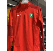 Puma Maroc 1/4Zip Top 20/21 Red