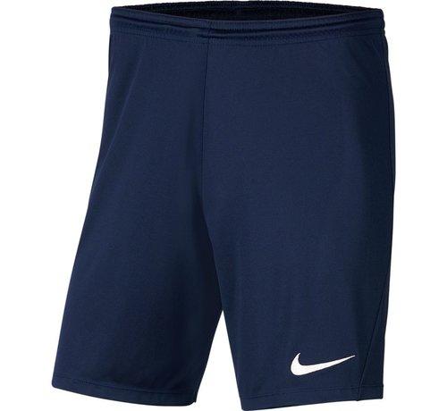 Nike Short Park III Navy