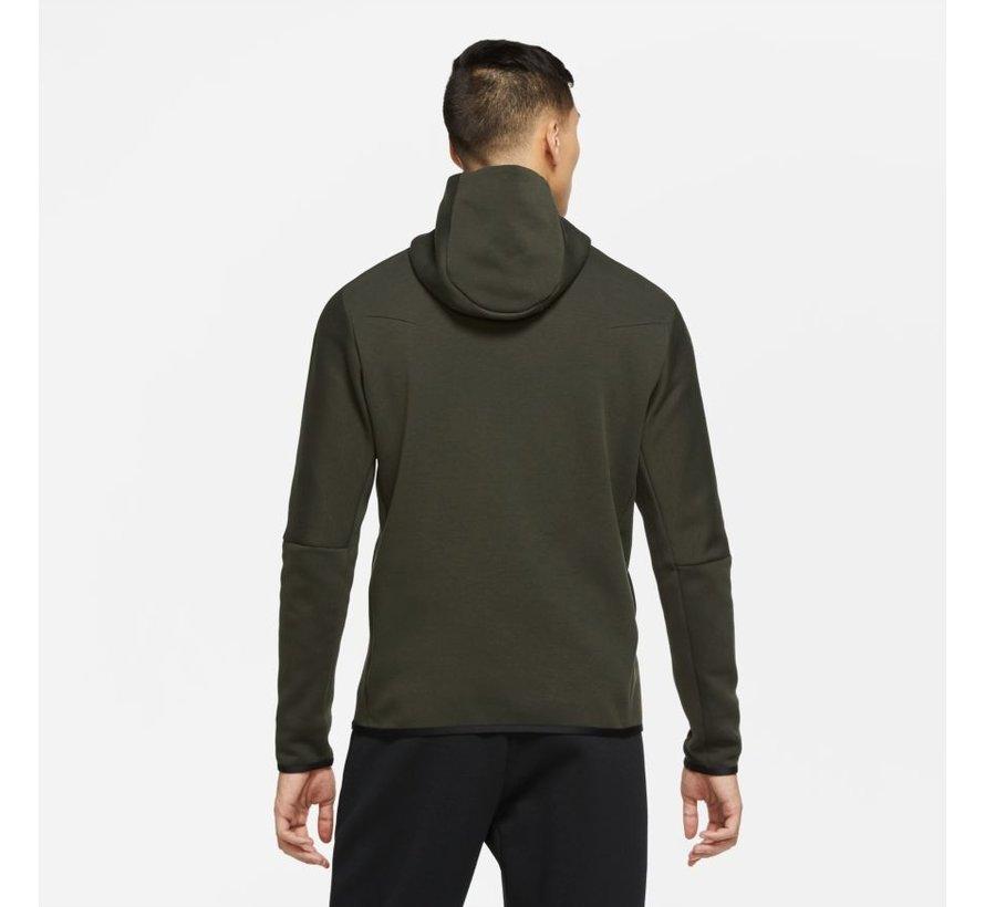 Tech Fleece Hoodie Kaki