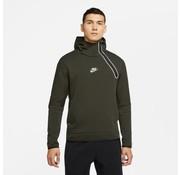 Nike Tech Fleece Hoodie Kaki