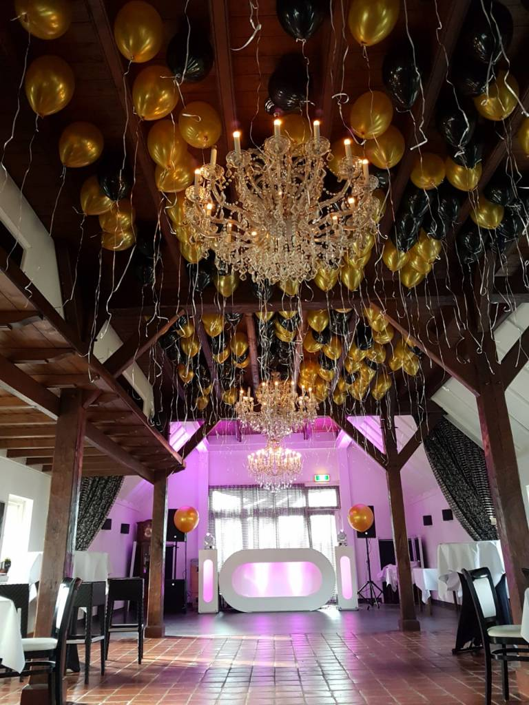 100 helium ballonnen