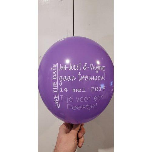Ballonnendeal Bedrukte ballonnen met logo 1000 stuks