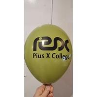 Bedrukte ballonnen met logo 250 stuks