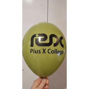 Ballonnendeal Bedrukte ballonnen met logo 250 stuks
