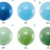 Reuzeballon met helium 80-100 cm