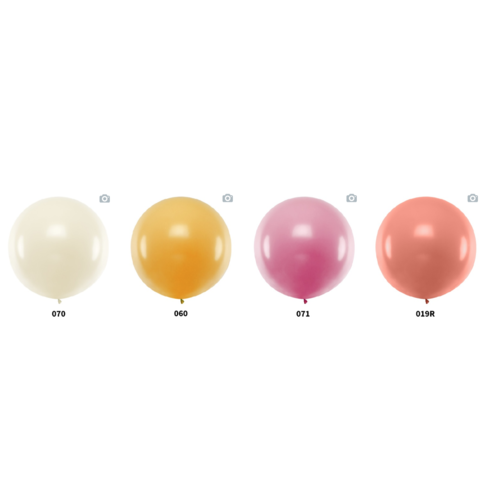 Ballonnendeal Reuzeballon met helium 80-100 cm