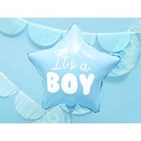 Ballonnentros It's a boy (foto nog niet beschikbaar)