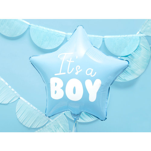 Ballonnendeal Ballonnentros It's a boy (foto nog niet beschikbaar)