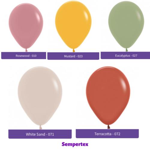 Ballonnendeal Ballonpilaar Cijfer