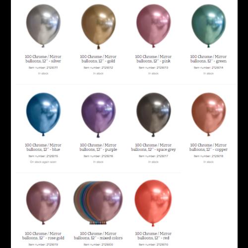 Ballonnendeal Ballonpilaar Cijfer - Autoproof