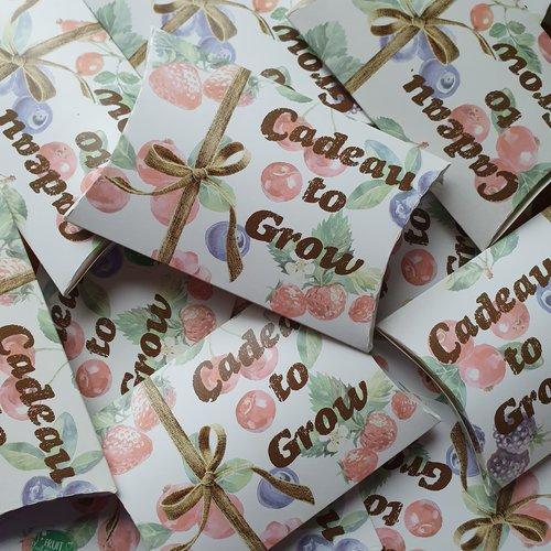 Verjaardag - Cadeaubon voor planten - Origineel cadeau