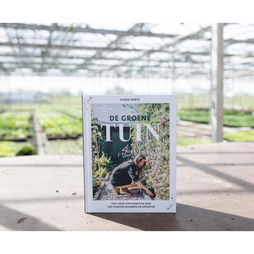 Boek 'De Groene tuin' | Floor Korte