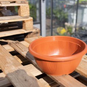 Bonsai pot van plastic