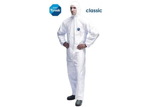 Tyvek Classic Xpert Wit