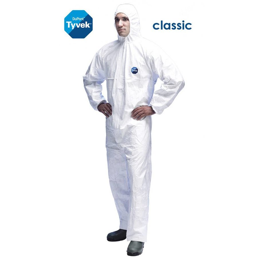 Tyvek Classic Xpert Wit-1