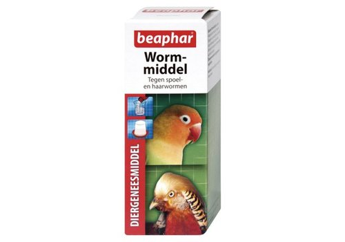 Beaphar wormer bird - 100ml