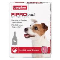 Fiprotec 2-10kg 3 pipetten