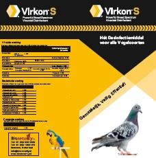 VirkonS - vogels