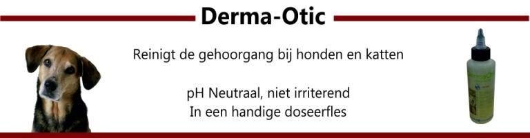 DermaOtic - oorreiniger
