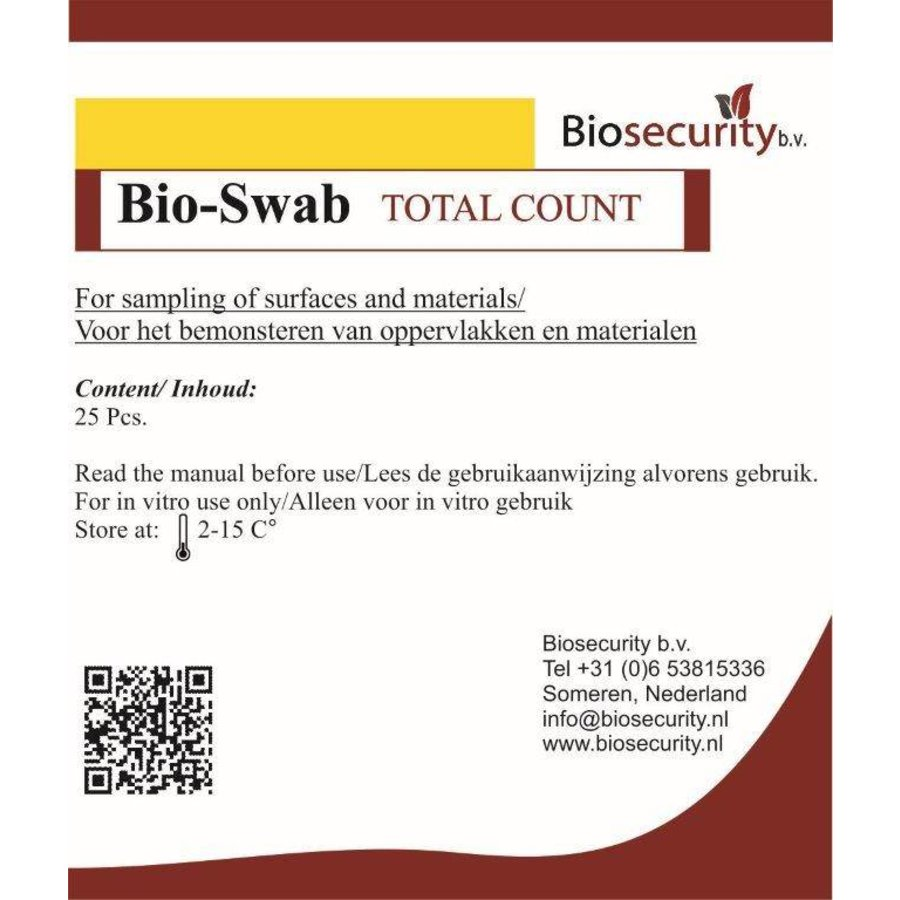 Bio-Swab 25stuks-1