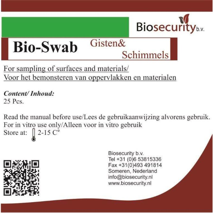 Bio-Swab 25 Stück-3