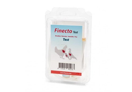 Finecto Red mite test