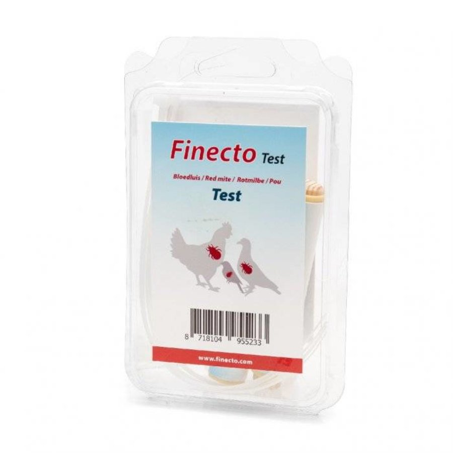 Finecto Rotmilbentest-1