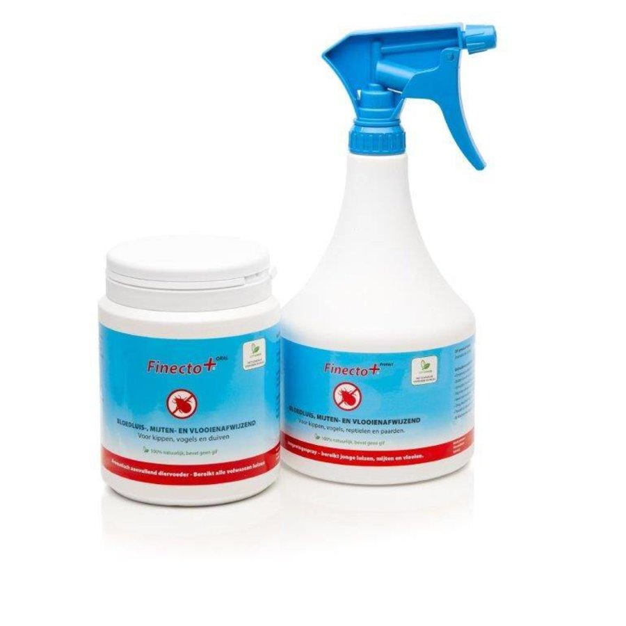 Finecto+ Oral 300 gram (kippen/vogels/reptielen)-3