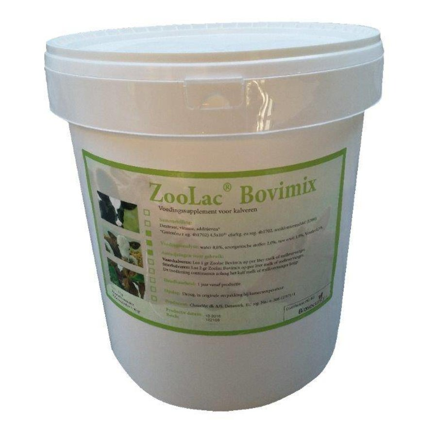 Zoolac Bovimix 10 Kg - for use with calves and goats-1