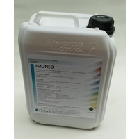 IMUNEO 5 liters increases the resistance of poultry and is supported by vaccinations.