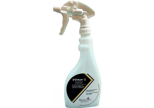 Spray bottle Virkon 500 ML