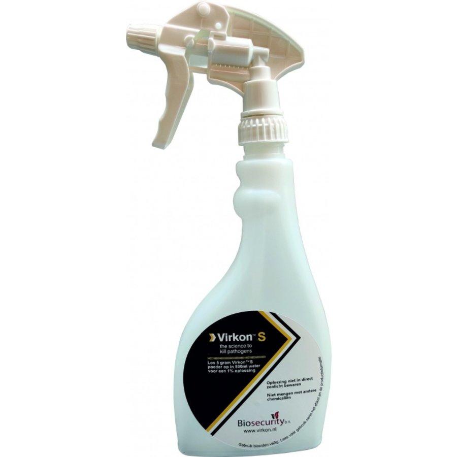Sprayfles Virkon 500 ML-1