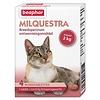 Beaphar Milquestra worm tablets cat - 4 pcs