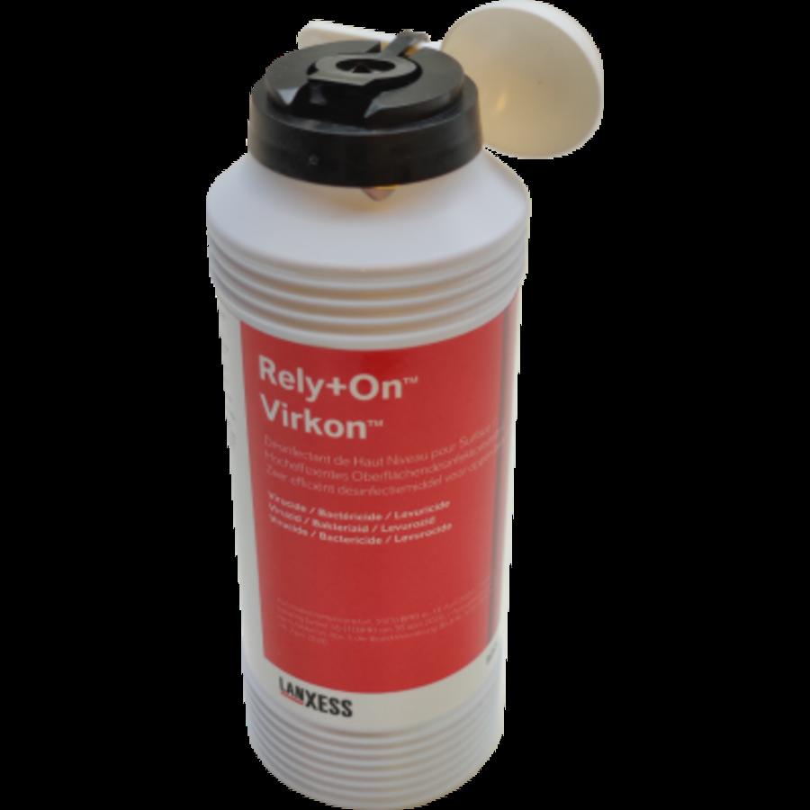 Rely+On™ Virkon™ 500 gram - Zeer efficiënt desinfectiemiddel voor oppervlakken-1