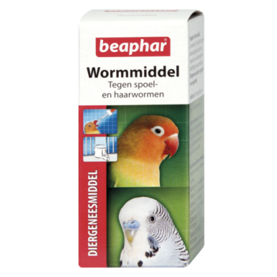 Bird Wormer - 10ml-1
