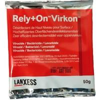 thumb-Rely+On™ Virkon™ 50 gram sachet Zeer efficiënt desinfectiemiddel voor oppervlakken-1