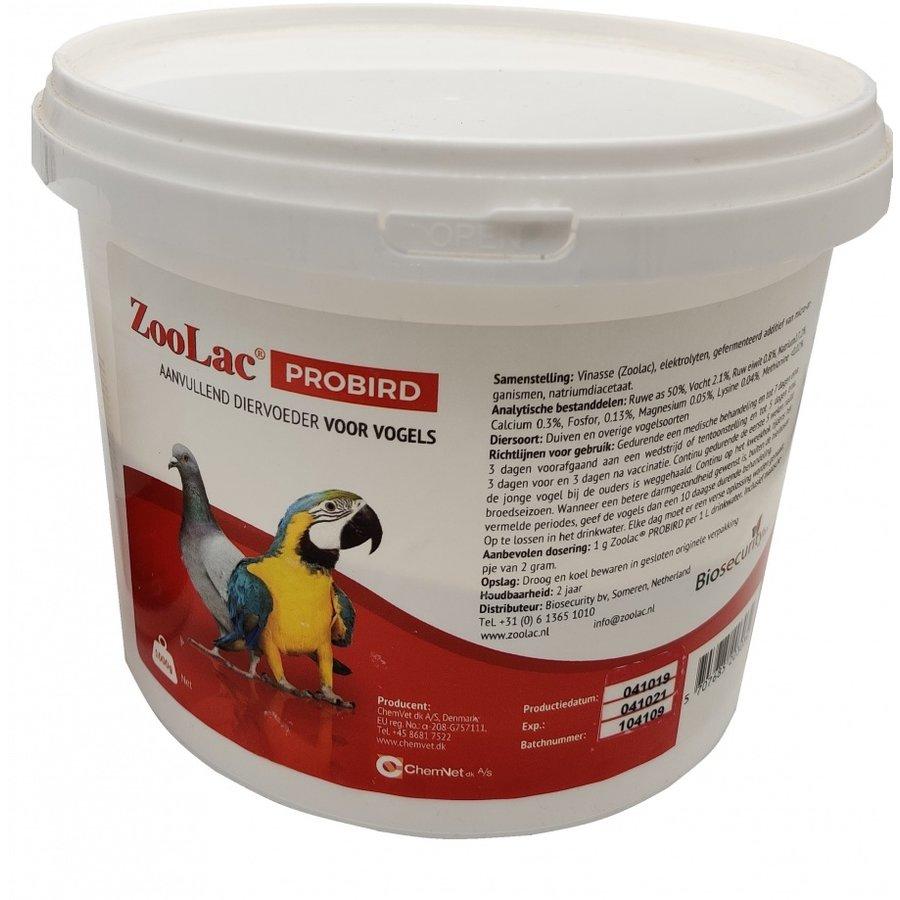 Zoolac PROBIRD - probioticum voor vogels 1 Kg-2