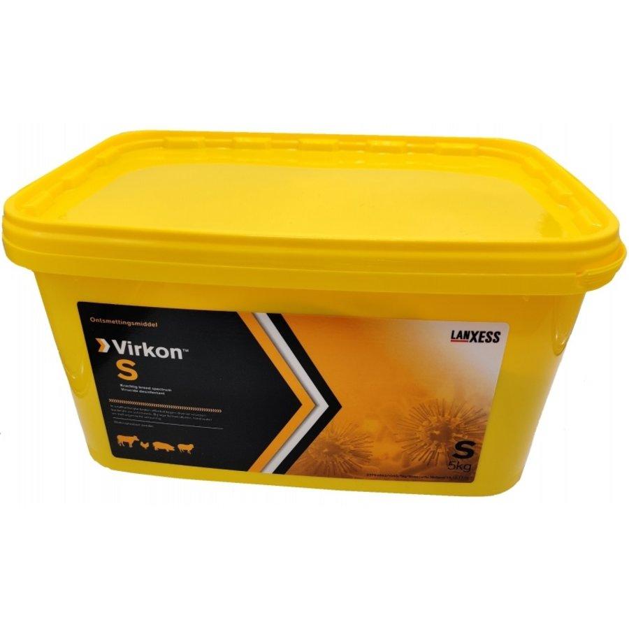 VirkonS oxidatief desinfectiemiddel - 5 Kg verpakking-1