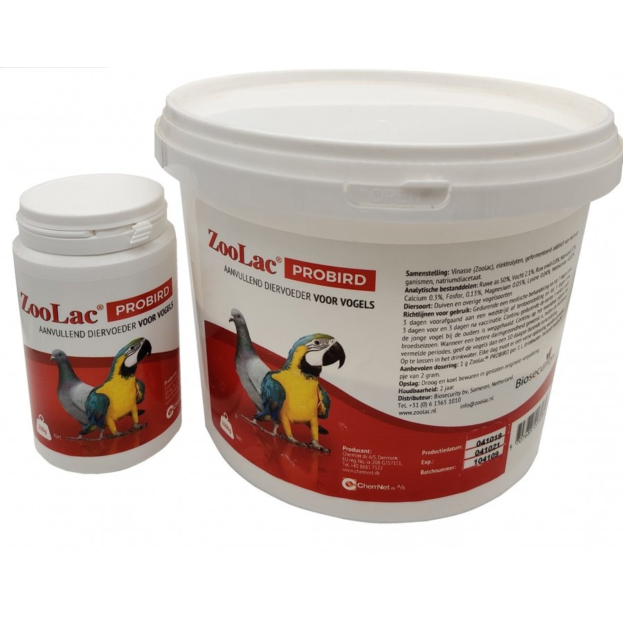 Zoolac PROBIRD - probiotic for birds 200 g-2
