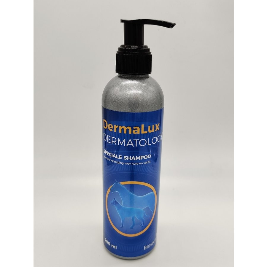 DermaLux 200 ML is a hypoallergenic shampoo with keratolytic and healing properties that make the skin less flaky.-2