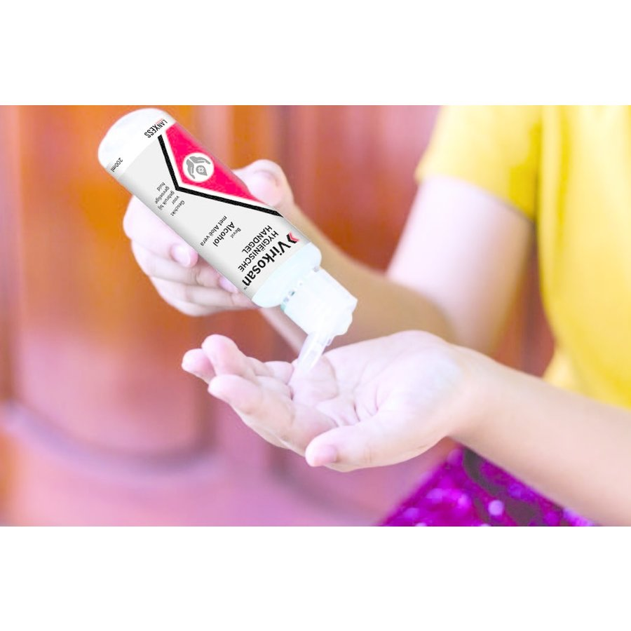 VIRKOSAN 200 ML - Hygiënische handgel-3