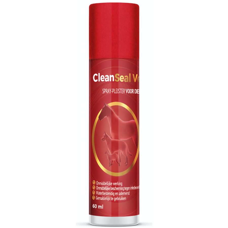 CleanSeal Vet 60 ML - spray patch for all animals.-2