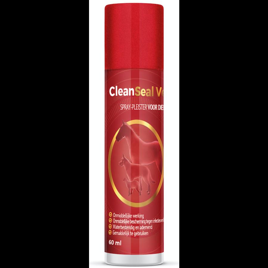 CleanSeal Vet 60 ML - Vloeibare spray-pleister voor dieren.-1