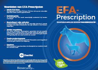EFA prescription brochure