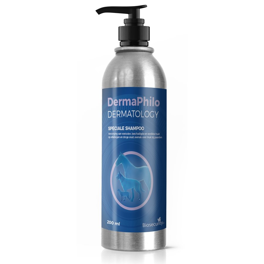 DermaPhilo 200 ML - softens damaged skin and supports the healing process.-1